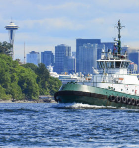 Seattle Tugboat
